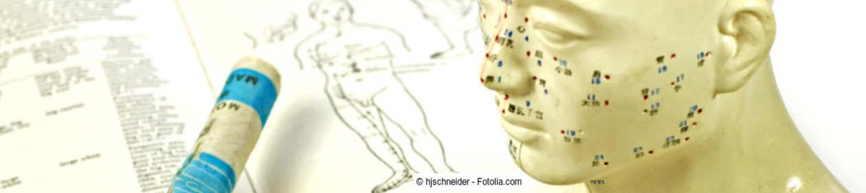 Akupunktur und Homöopathie auch bei Makuladegeneration